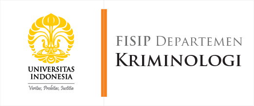 Department of Criminology FSPS UI